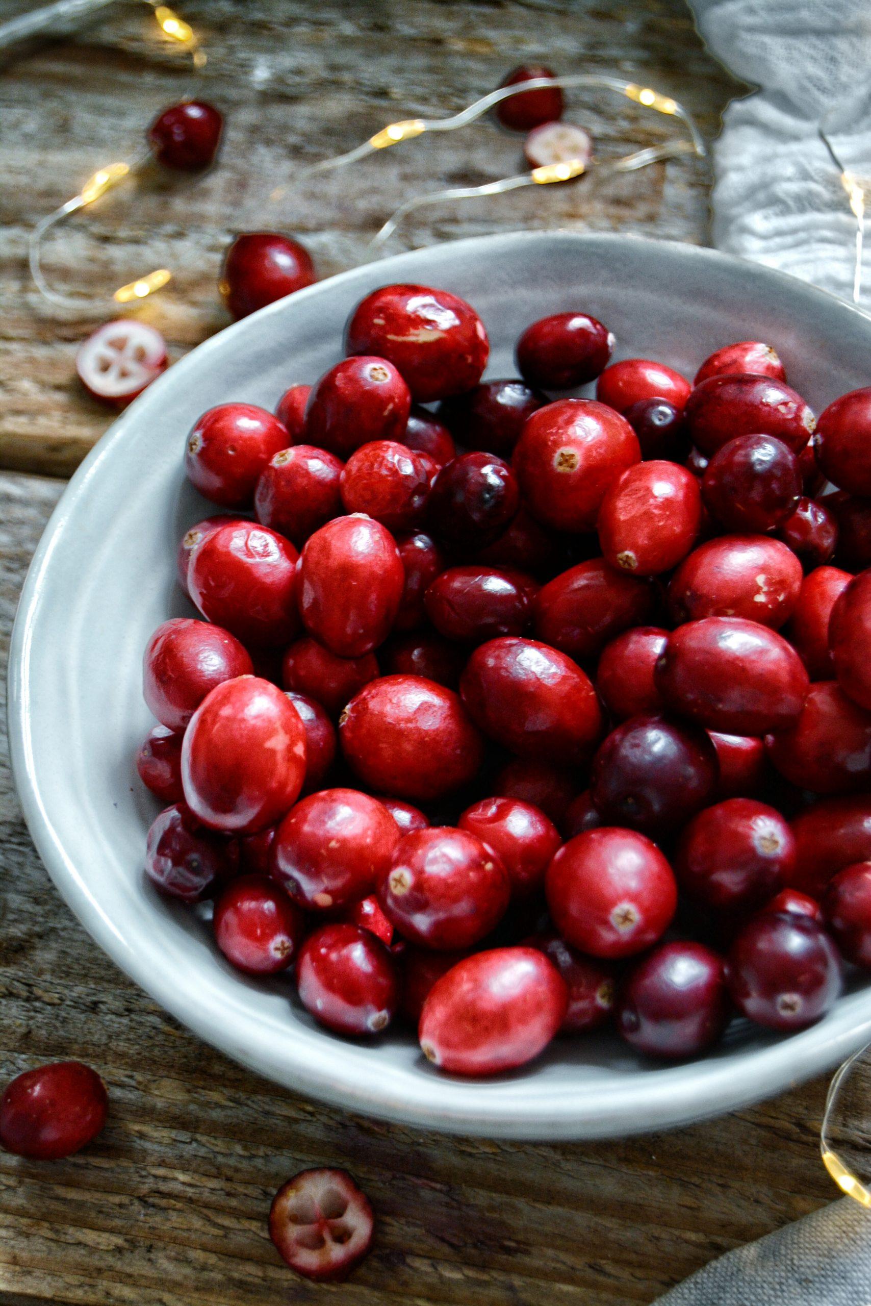 Tarte Végétalienne Noix de Coco, Cranberries et Vanille