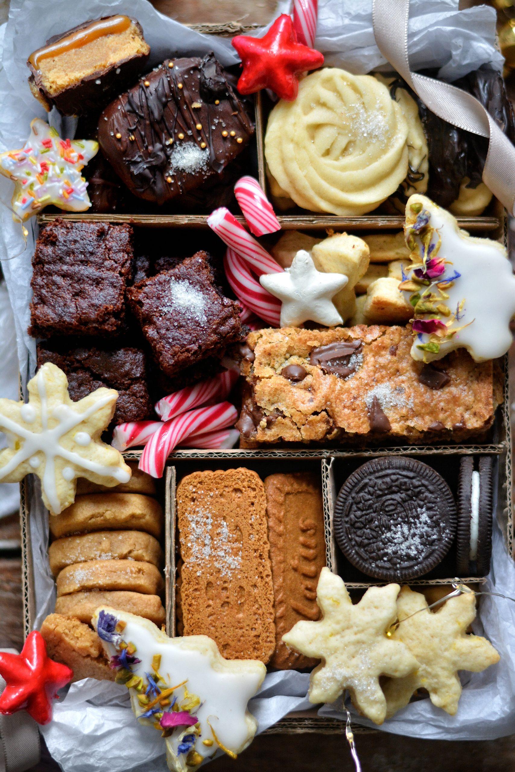 Comment réaliser une Boîte à Biscuits Vegan / How to Create The Best Vegan Cookie Box