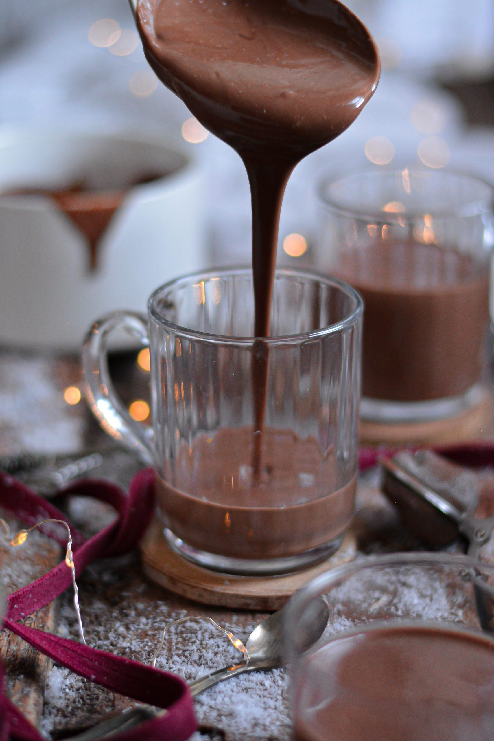 Dalgona Vegan Crémeux au Chocolat, Noix de Coco / Vegan Creamy Chocolate, Coconut, Coffee Dalgona