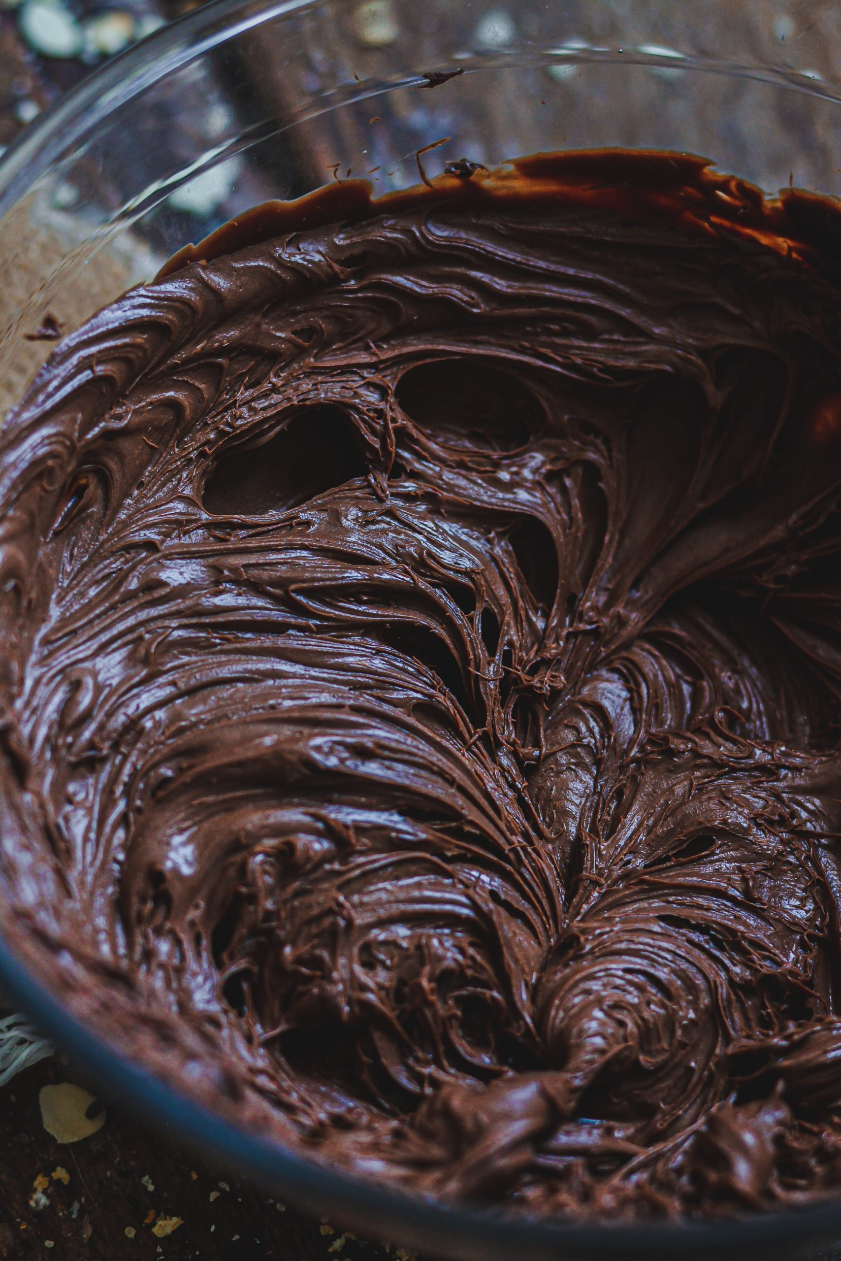 Comment Faire une Ganache au Chocolat Vegan / How to Make : Vegan Chocolate Frosting