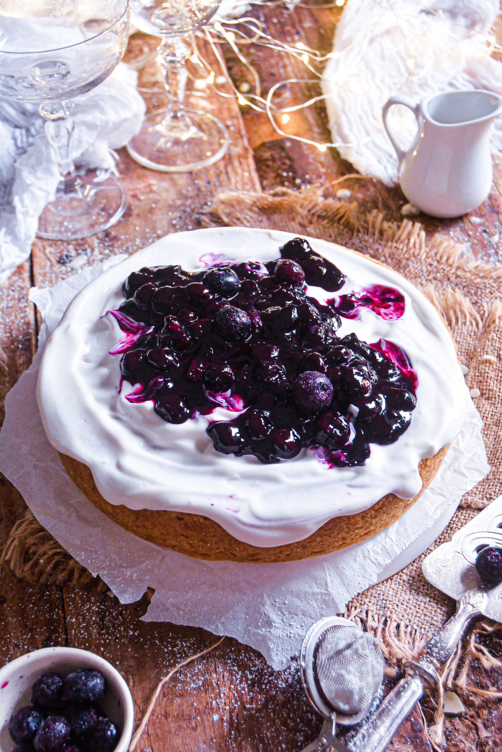 Gâteau Vegan au Citron de Nigella Lawson / Tender Vegan Lemon Cake by Nigella Lawson